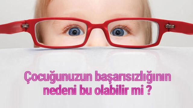 Göz Sağlığı Okul Başarısını Etkiliyor!