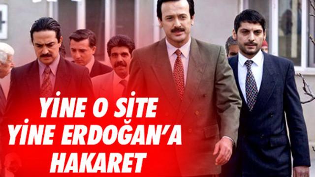 IMDb, Erdoğanı diktatör olarak tanımladı