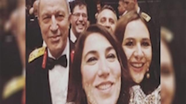 Külliye'de 'Genelkurmay Başkanı' selfiesi