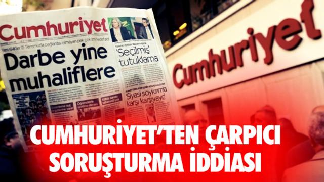 Cumhuriyet: Soruşturma çöktü, yazarlarımızı serbest bırakın!