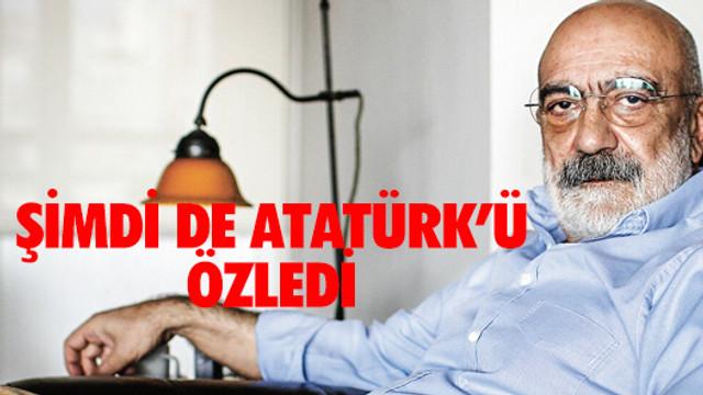 Ahmet Altan: ''Atatürk'ü arar hale geldik''