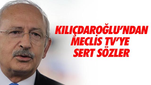 Meclis TV Kılıçdaroğlu'na sansür mü uyguluyor ?
