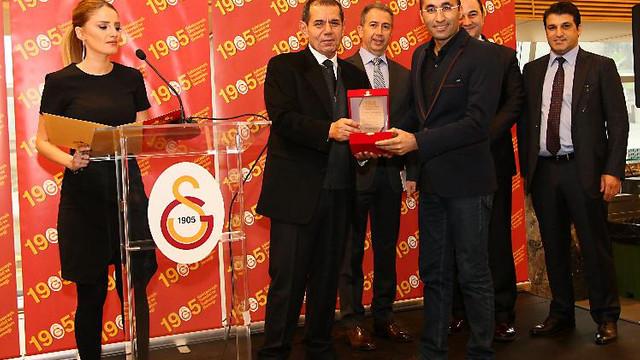 Galatasaray'ın ödülü İHA'ya gitti