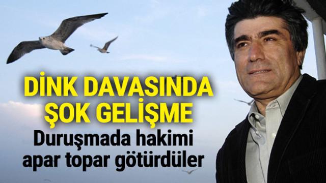 Hrant Dink davasında şok gelişme