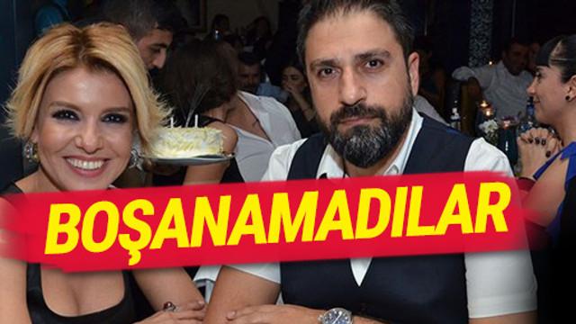 Gülben Ergen Erhan Çelik boşanamadı