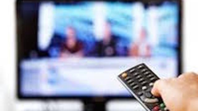 O ülkede televizyon programları iptal