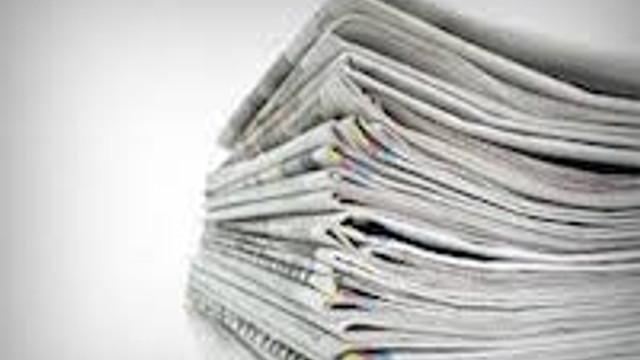 Gazetelerin tirajları belli oldu