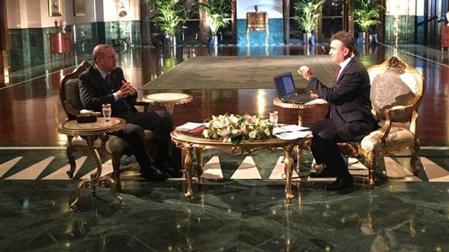 Erdoğan'dan Gezegen Mehmet'e: Orayı karıştırma