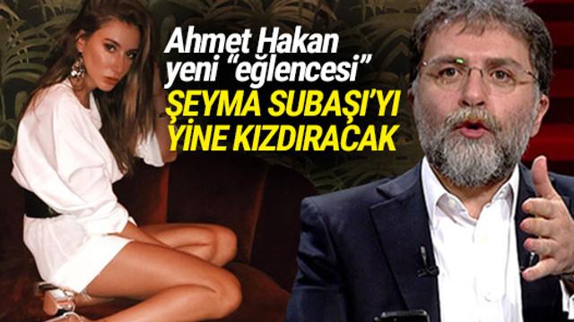 Ahmet Hakan'dan Şeyma Subaşı'ya: Very thanks gerçekten!
