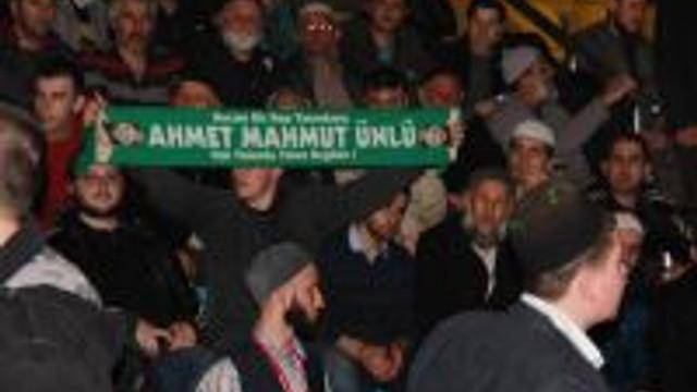 Sakarya'da Cübbeli Ahmet Hoca İzdihamı