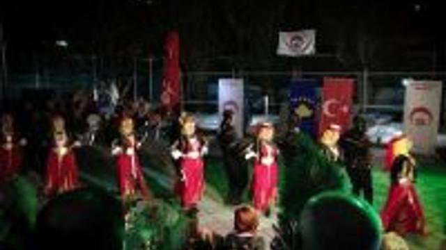 Bursa Büyükşehir Belediyesi Halk Oyunları Topluluğu Kosovada