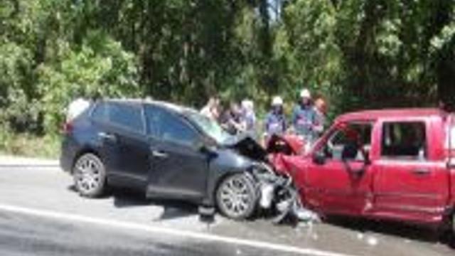 Şilede Kaza Sonrası Can Pazarı: 9 Yaralı