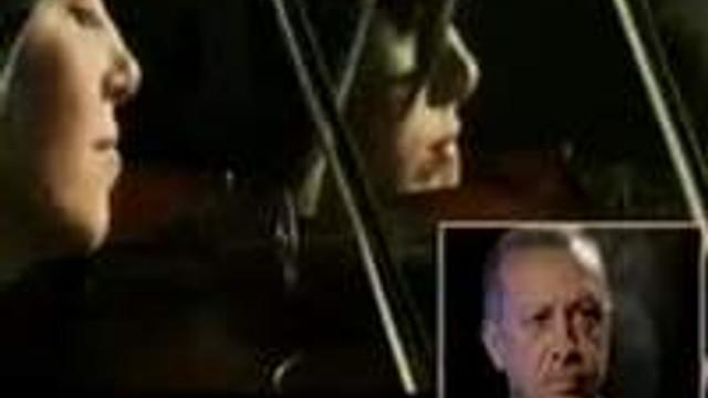 Erdoğan'a Uzun İnce Bir Yol klibi !