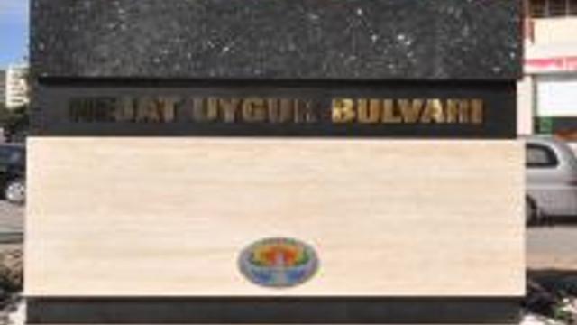 Adanada Nejat Uygur Bulvarı Açıldı