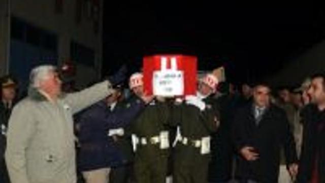 Şehit Er Ali Ekber Aslanın Cenazesi Iğdıra Getirildi