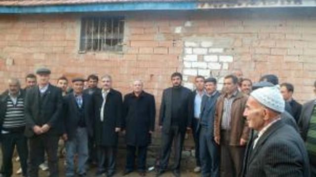 Ak Parti Yozgat İl Genel Meclis Üyeleri Seçim Çalışmalarını Sürdürüyor