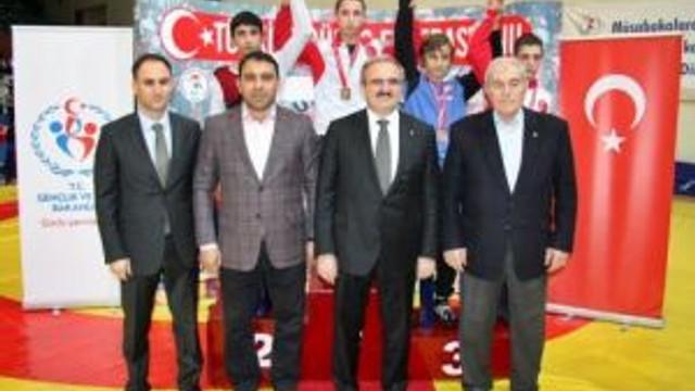 Türkiye Şampiyonası'nın açılış töreni yapıldı