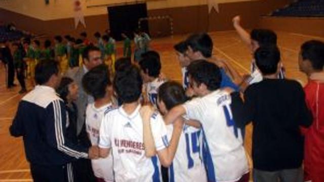 Aydın, Futsal Bölge Müsabakalarında Şampiyon Oldu