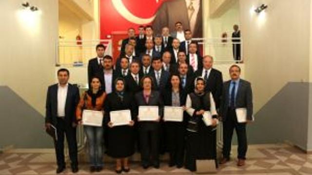 Şehitkamil Belediyesi Meclis Üyeleri Mazbatalarını Aldı