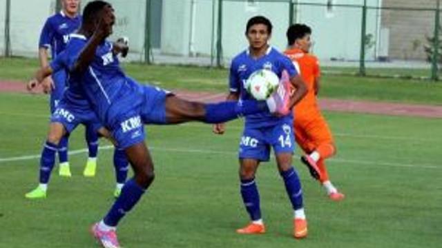 Kayseri Erciyesspor-adanaspor: 2-1 (Özel Maç)
