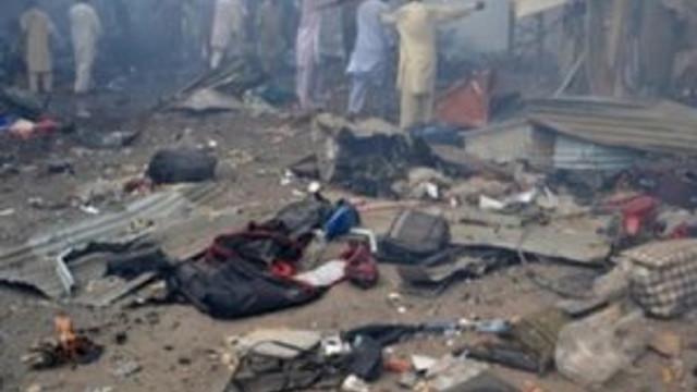 Kabil'de Şii camisinde intihar saldırısı: 'En az 30 ölü saydım'