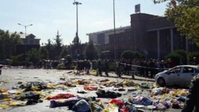 Ankara Tren Garı saldırısının faili yakalandı !