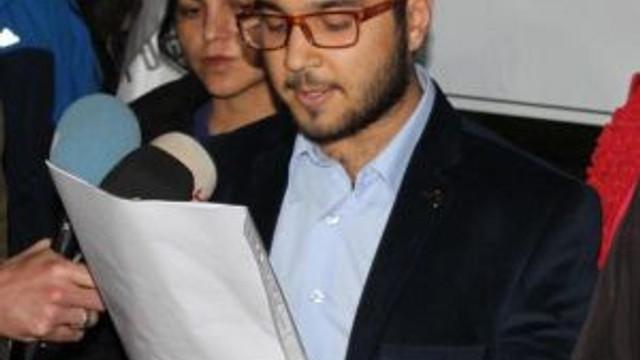 Sivas'ta Add Üyelerinden Gazetecilerin Tutuklanmasına Tepki