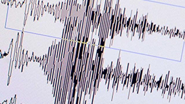 Akdeniz açıklarında deprem !