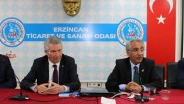 Ak Parti İl Teşkilatı Meslek Grupları İle İstişare Toplantısı Yapıyor