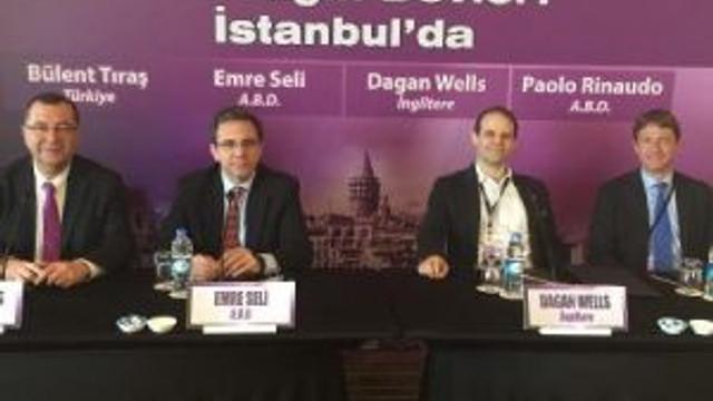 Genetiğin Devleri İstanbul'da Buluştu