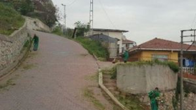 İzmit'in Mahalleleri Yaza Hazırlanıyor