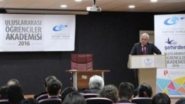 Erzurum Uluslararası Öğrenciler Akademisi Başladı