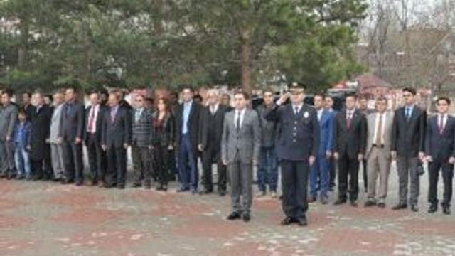 Bulanık'ta Polis Haftası Kutlamaları
