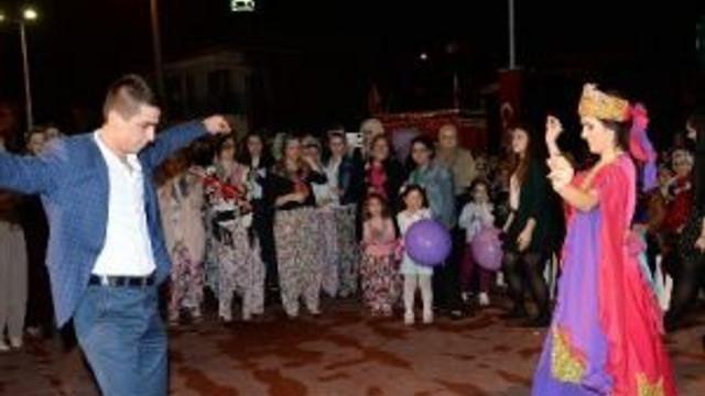 Bursa'da Köy Kınası Geleneği Yaşatıldı
