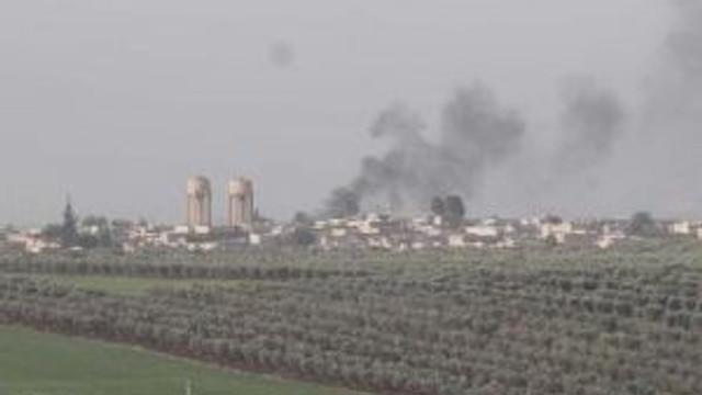 IŞİD Türkiye sınırında saldırdı