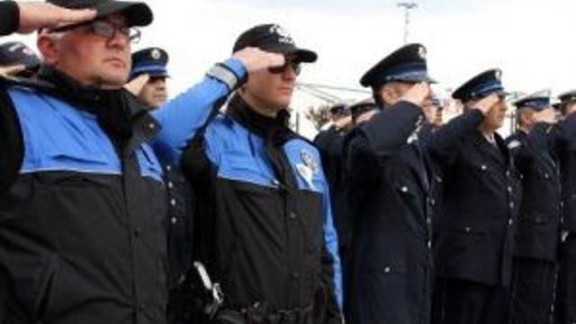 Türk Polis Teşkilatının Kuruluş Yıldönümü Yalova'da Kutlandı
