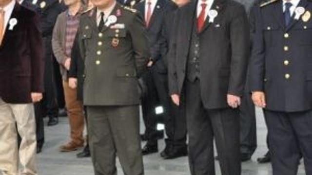 Urla'da Türk Polis Teşkilatı'nın 171. Yılı Kutlandı