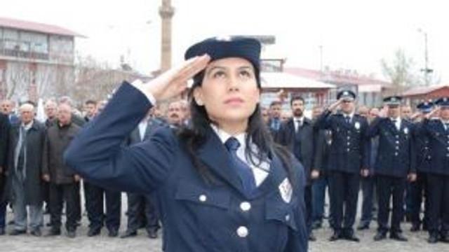 Adilcevaz'da Polis Haftası Kutlandı