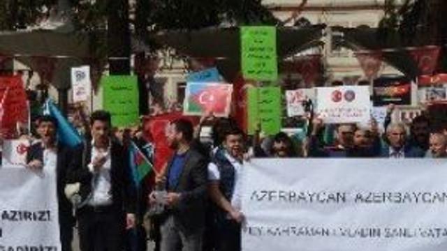 Trabzon'dan Azerbeycan'a Destek