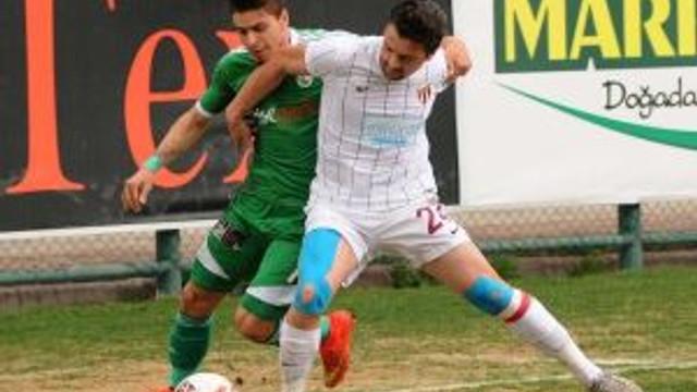 Sivas Belediyespor-inegölspor: 0-0
