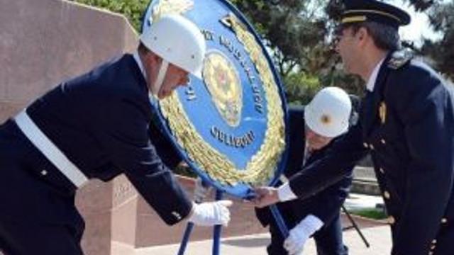 Gelibolu'da Türk Polis Teşkilatının 171'nci Yıl Kutlamaları