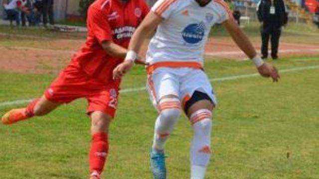 Körfez İskenderunspor-bergama Belediyespor: 1-1