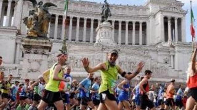 22. Roma Maratonu'nu Kenyalı Ve Etiyopları Atletler Kazandı