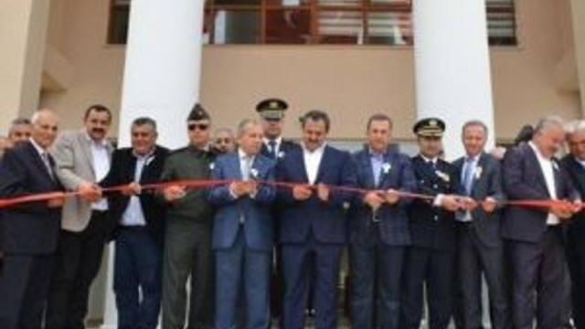 Vali Türker, Aksu İlçe Emniyet Müdürlüğü Yeni Hizmet Binası Açılışına Katıldı