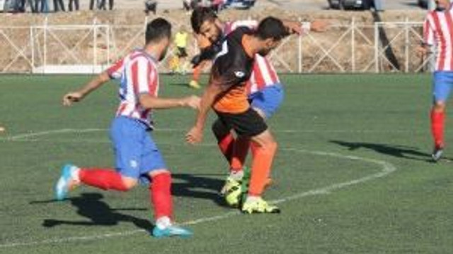 Malatya Yeşilyurtspor:1 Kilis Belediyespor:0