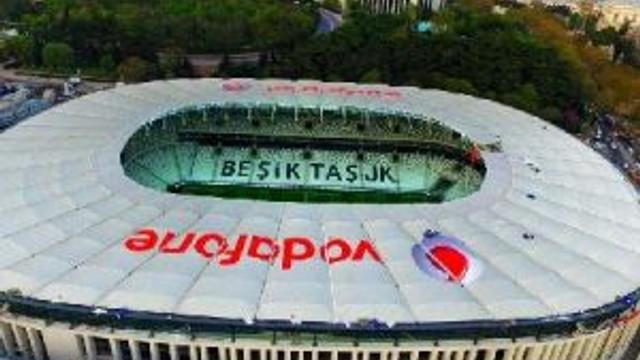 Vodafone Arena'nın Açılışı Yapıldı