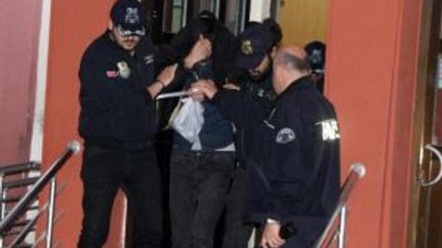 Bolu'da Canlı Bomba Operasyonunda 4 Tutuklama
