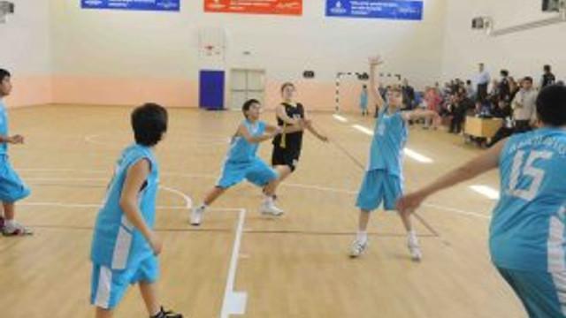 Bağcılarlı öğrenciler spor salonuna kavuşuyor