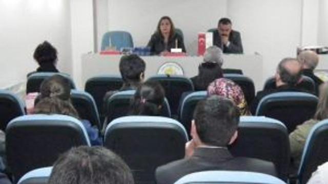 Sgk'dan Ziraat Odası Başkanlarıyla Eğitim Toplantısı