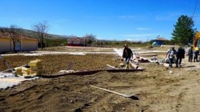 Kale İlçesine 7 Dönümlük Park Yapılıyor